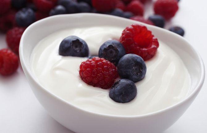 Naturjoghurt & Quark
