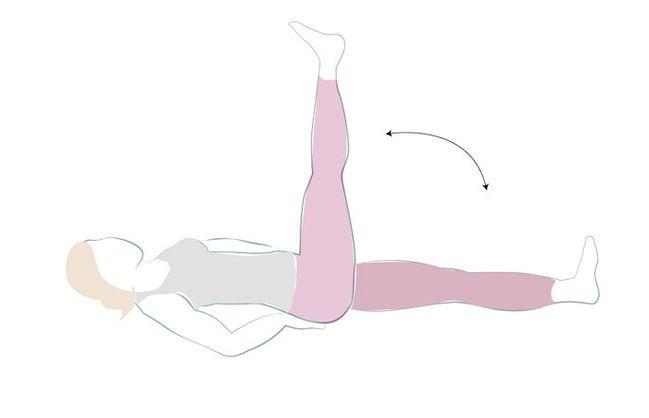 Ejercicios para trabajar la parte de atras de las piernas