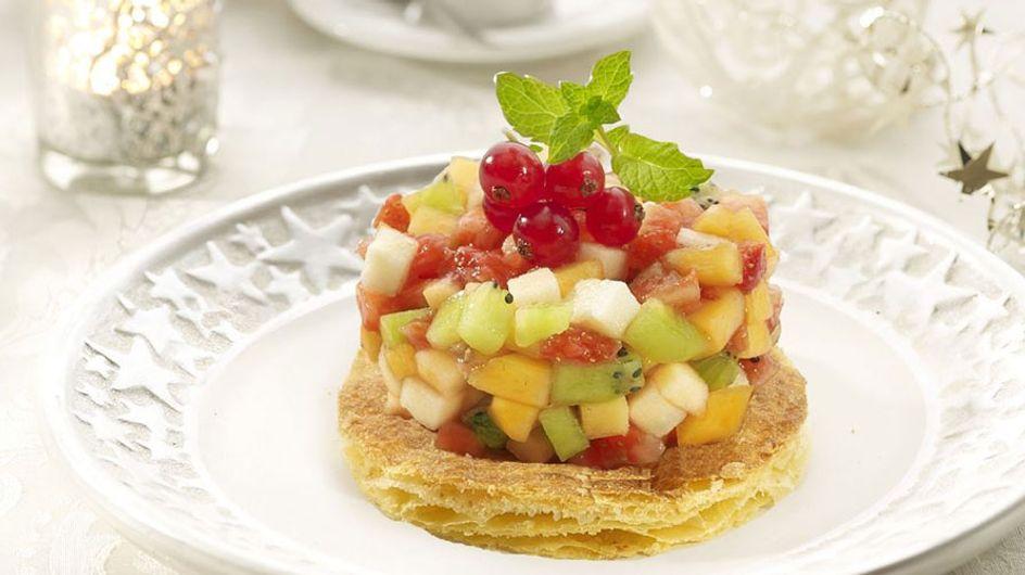 4 tartaletas con frutas que te harán adorar la hora del postre