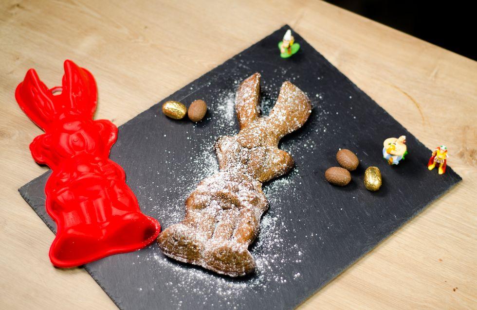 Malin, un gâteau aux chocolats de Pâques à faire avec les enfants (Tuto vidéo)