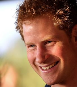 Prince Harry Makes A Passionate Speech For Women's Rights At The Nepal Girl Summit