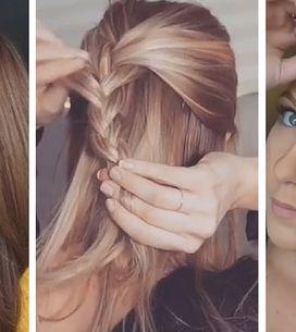 Les tutos les plus faciles pour des coiffures de rêve