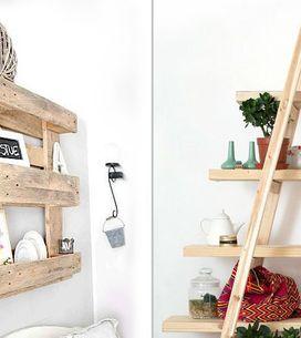 Viel cooler als vom Schweden: So einfach kannst du ein Regal selber bauen!