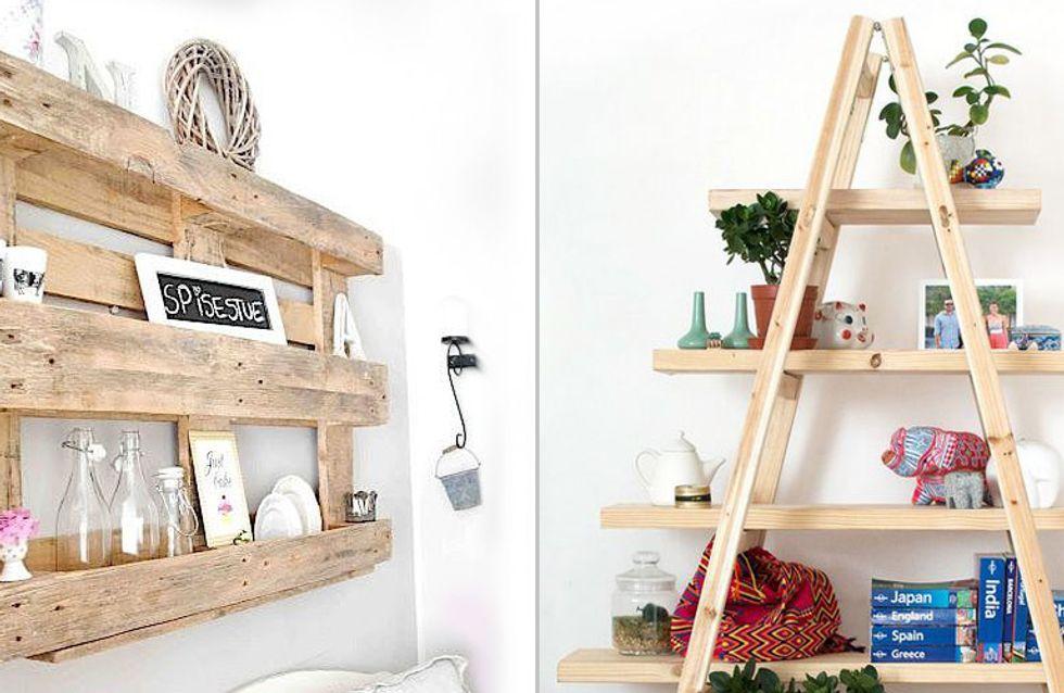 Regal selber bauen: So leicht gelingt euch dieses DIY-Projekt!