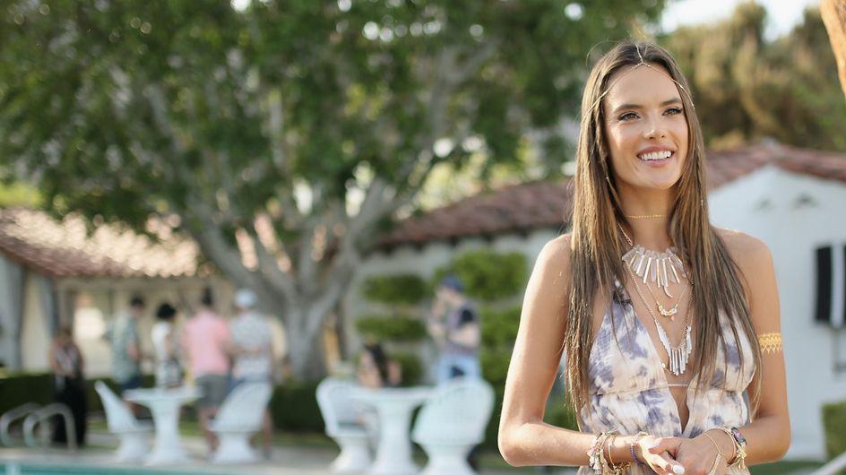 Les tips mode d'Alessandra Ambrosio pour l'été (Interview)