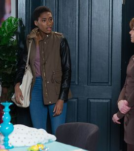 Eastenders 04/4 - Ian fears Kathy is falling for Phil