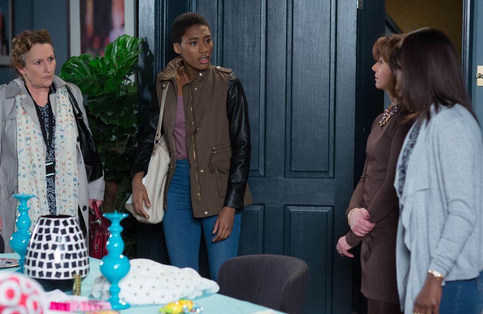 Eastenders 04/4 - Ian fears Kathy is falling for Phil