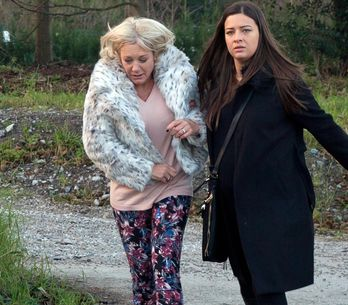 Hollyoaks 08/4 - Simone is still giving Louis the silent treatment over Joanne