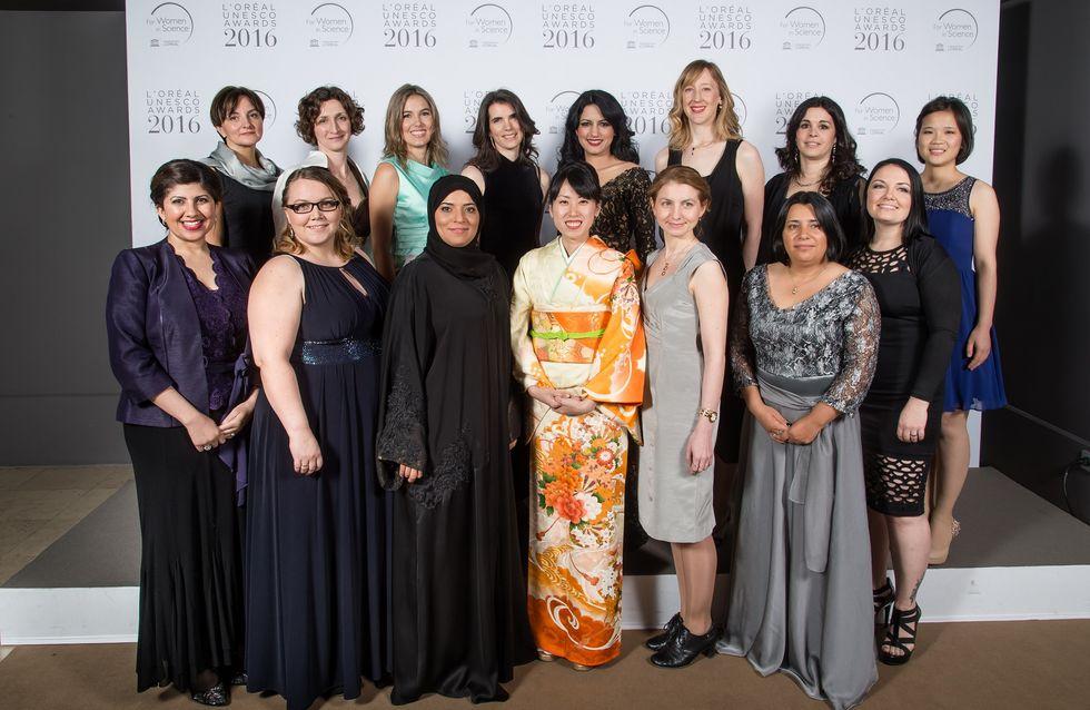 Pour que les femmes aient leur place dans la science, le Manifeste de la Fondation L'Oréal