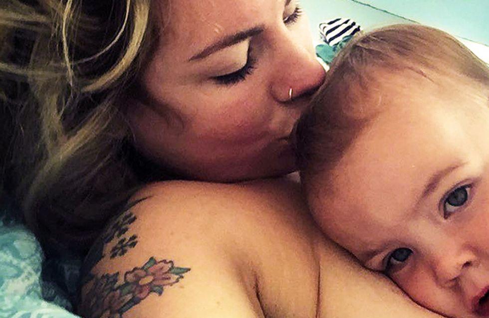 La conmovedora carta de una madre que se desnuda frente a sus hijos para inspirar a otras mujeres