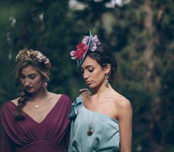 Guía para lucir una corona de flores