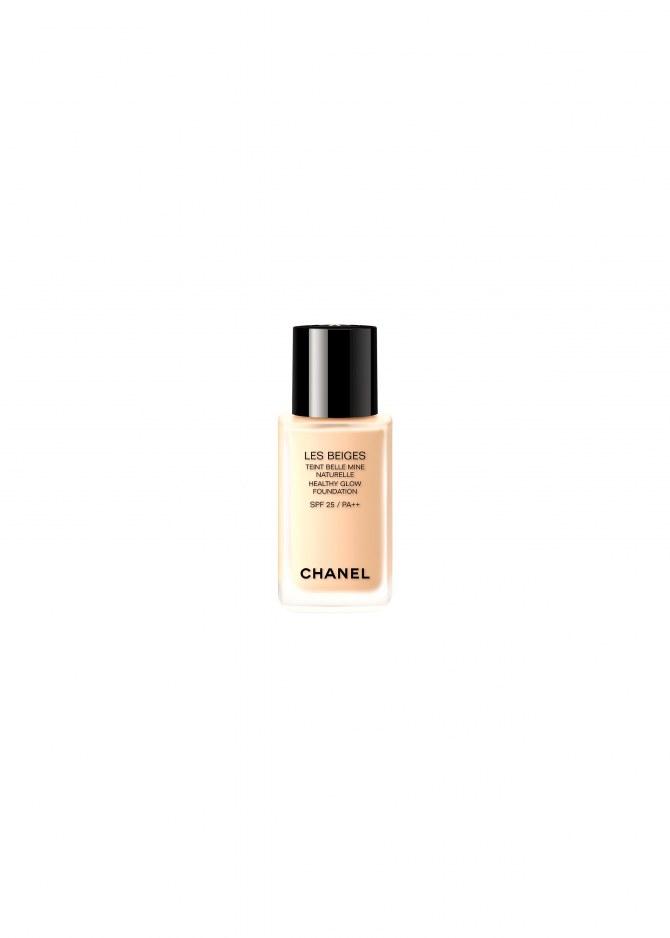 Les Beiges Teint Belle Mine Naturelle, 12 rosé, 30ml. Chanel,  CHF 66.-