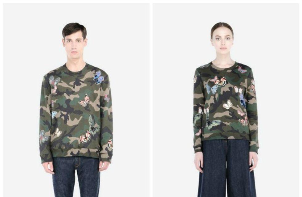 Pour le même vêtement, une femme paie plus cher qu'un homme ! (Photos)