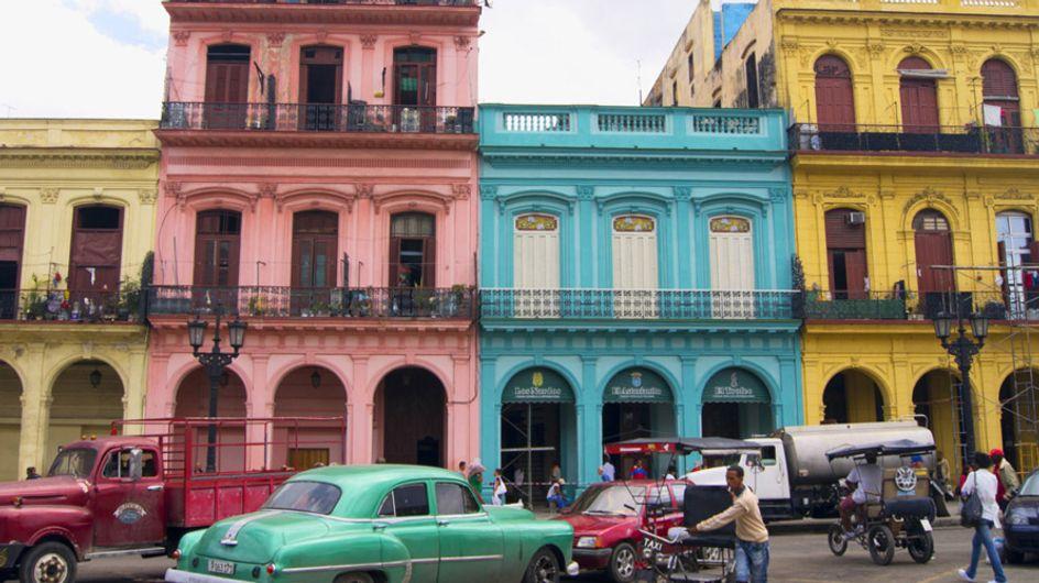 Luna de miel en Cuba: el Caribe diferente