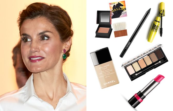 Copia el maquillaje de Doña Letizia