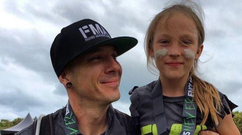 A 9 ans, elle réussit une course intensive de 24 heures pour dénoncer le harcèlement (Photos)