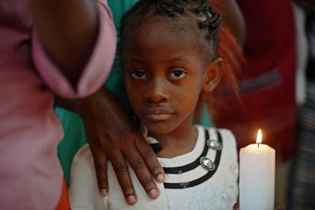 Fillette somalienne