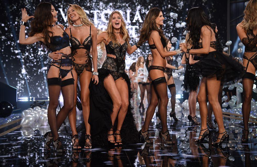 Les Anges de Victoria's Secret sans maquillage, ça donne quoi ? (Photos)