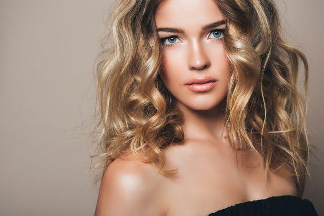 Haare blonde oder männer braune Braune oder