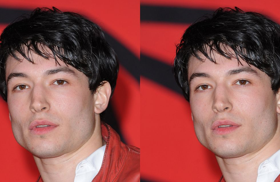 Guys... Have You Seen Ezra Miller Recently?
