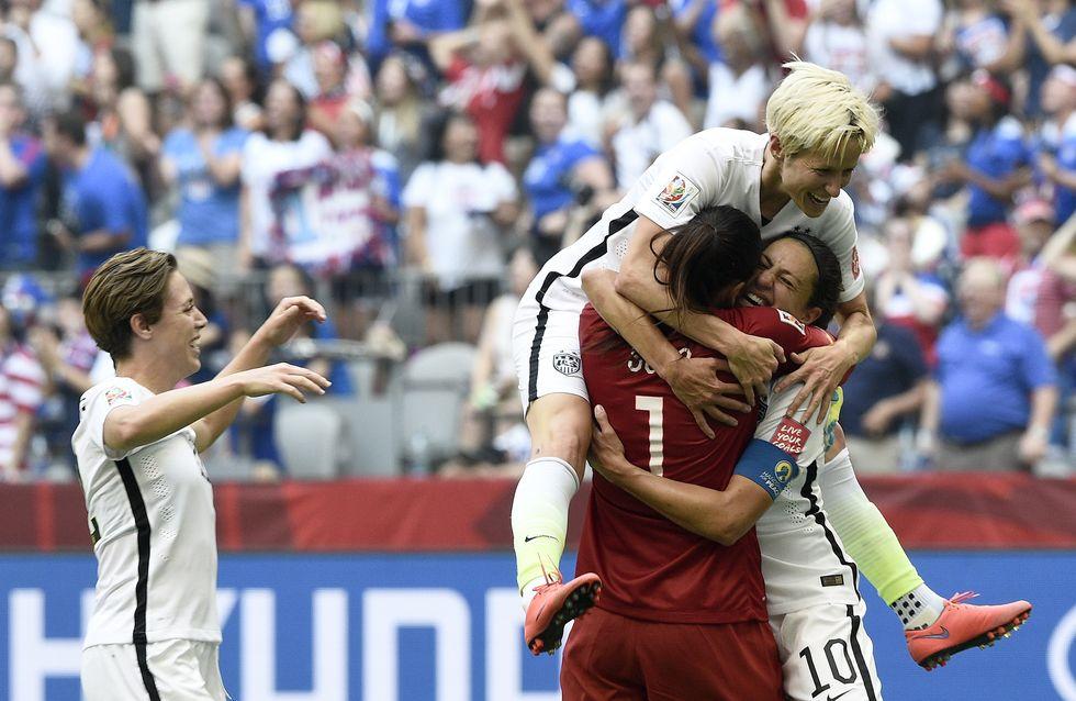 5 stars du foot féminin américain attaquent leur fédération pour discrimination salariale
