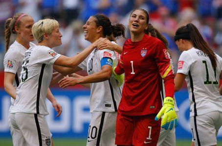 Les footballeuses américaines