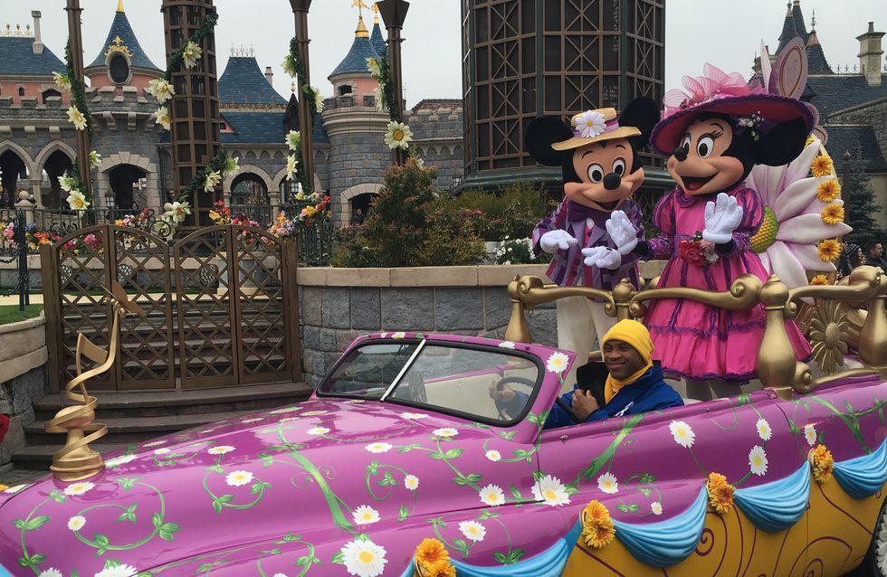 Mickey et Minnie célèbrent le printemps à Disneyland Paris®