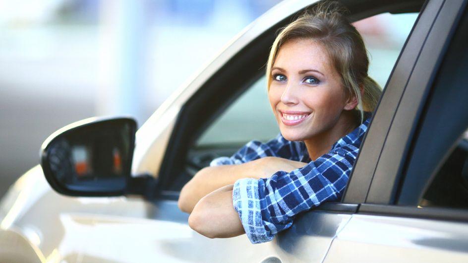 6 tipologie di donne al volante