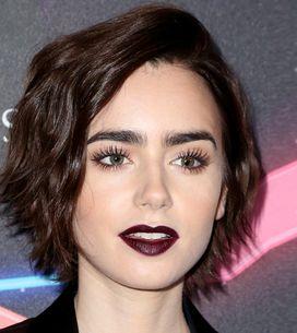 Labios oscuros, una tendencia nada gótica que debes probar