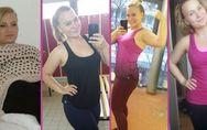 Joggen & Krafttraining: Mit dieser Erfolgskombi hat Adrienne 2 Kleidergrößen