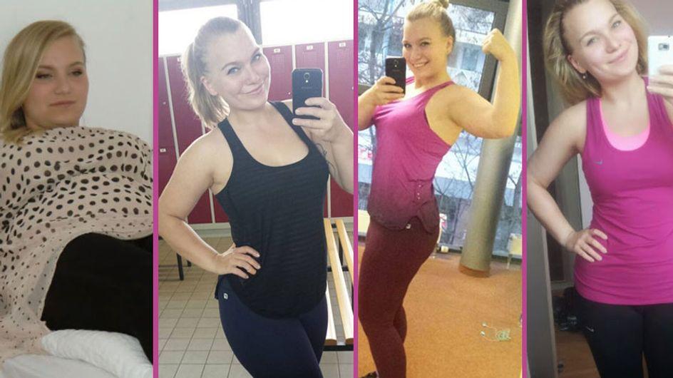 Joggen & Krafttraining: Mit dieser Erfolgskombi hat Adrienne 2 Kleidergrößen abgenommen!