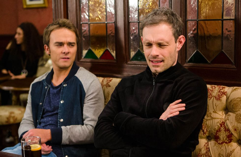 Coronation Street 11/04 - Sarah sees salvation in Billy