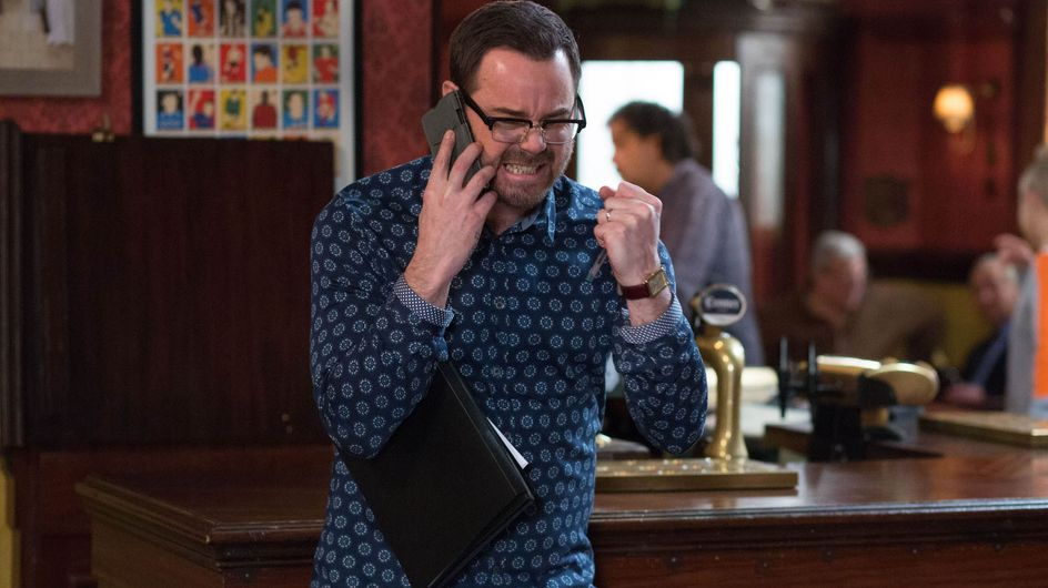 Eastenders 11/04 - Louise grows frustrated at Abi's meddling with Phil