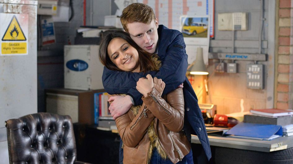 Eastenders 14/04 - Johnny struggles to come to terms with everything he's missed