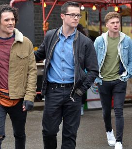 Eastenders 15/04 - It's Johnny's final day in Walford