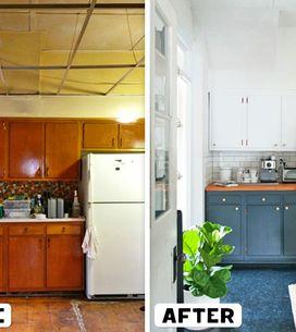 El antes y el después de 20 habitaciones tras un cambio de look en su decoración