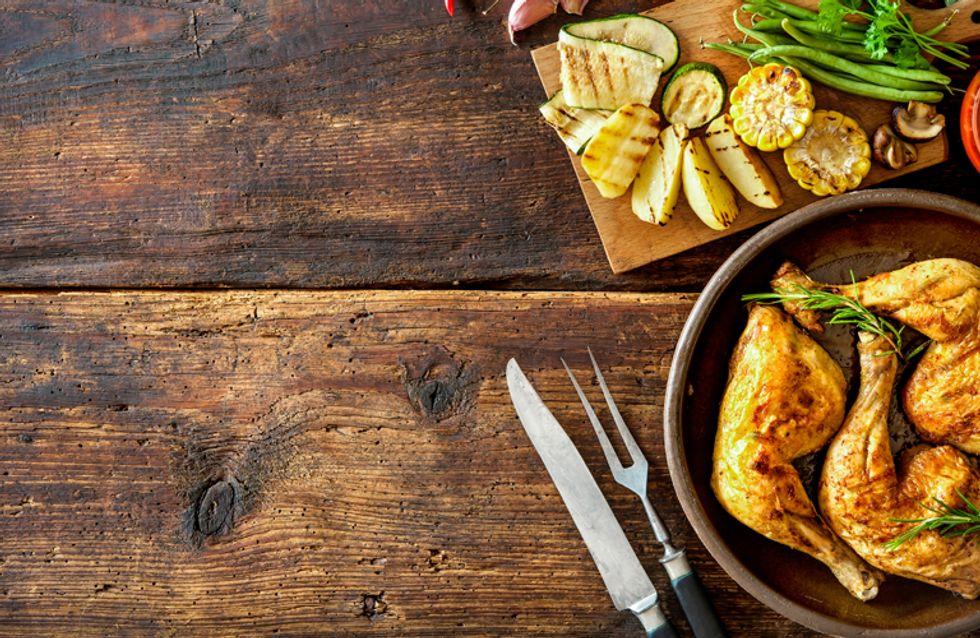 ¿Sabes cuál es la mejor forma de cocinar carne de ave?