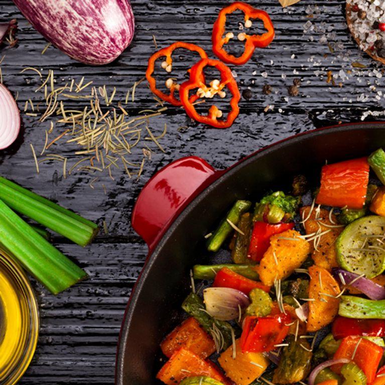 Recetas vegetarianas para bajar de peso