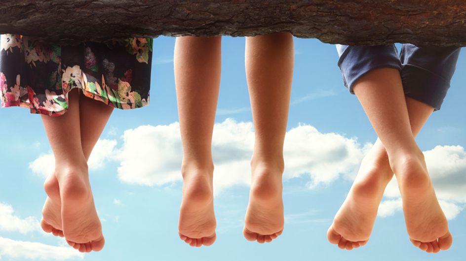 ¡Vístele por los pies!: tendencias en calzado para los peques