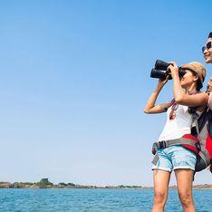 Fazer amigos é a melhor parte da sua viagem de férias. Aproveite!