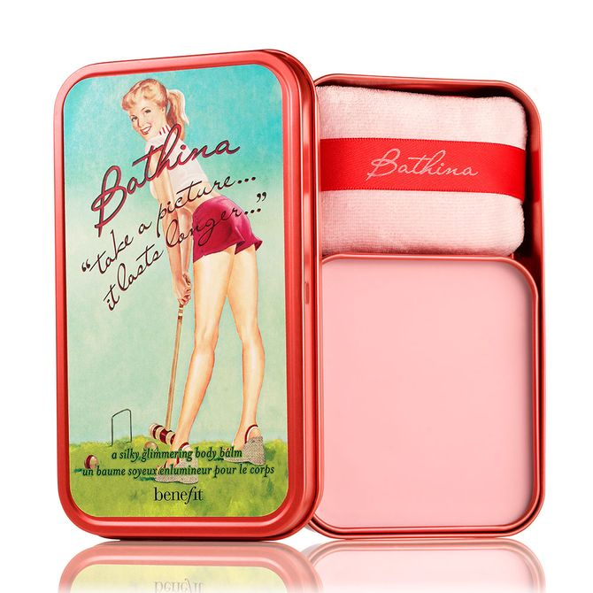 Bathina Take a Picture It Lasts Longer, Benefit, R$ 149
