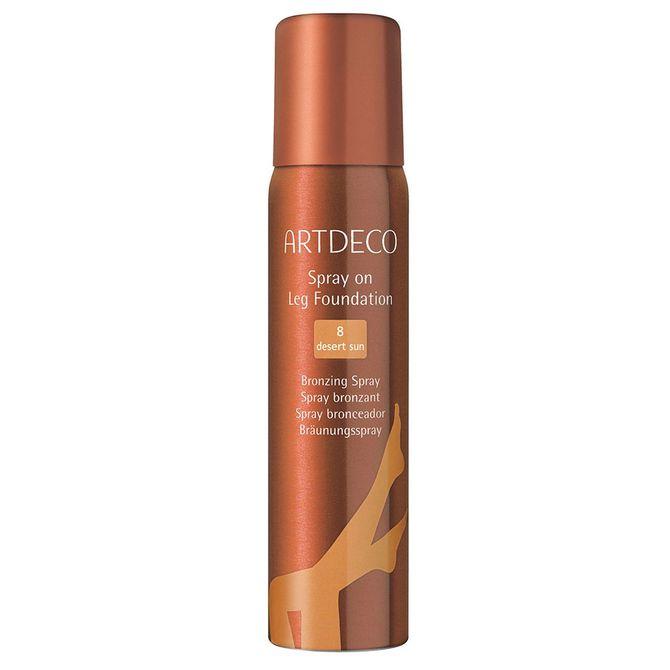 Spray On Leg Foundation, Artdeco, R$ 130