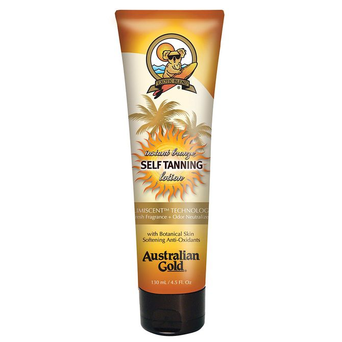 Instant Bronzer Self Tanning Lotion, Australian Gold, R$ 80