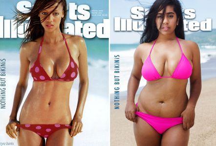 """Quand six nanas """"normales"""" recréent les couvertures de Sports Illustrated"""