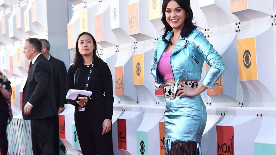 Katy Perry, la cowboy del espacio, peor look de la semana
