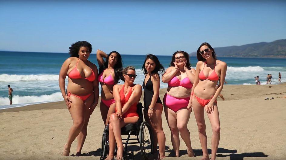 SO sieht es aus, wenn ganz normale Frauen wie Bikinimodels posieren