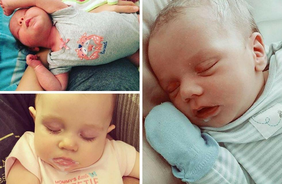 #milkdrunk, le hashtag des bébés rassasiés qui nous fait craquer
