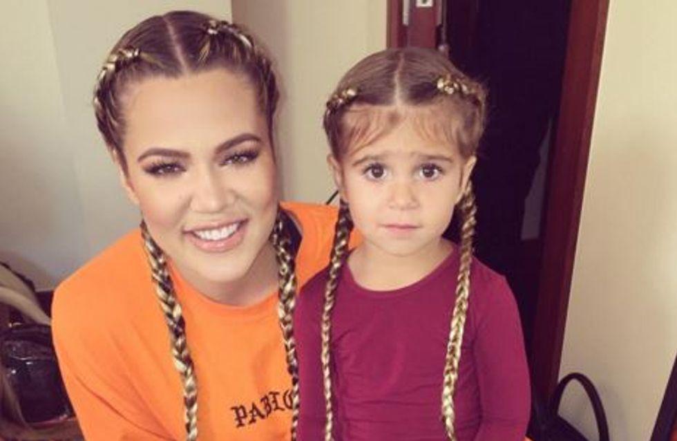 2 e 3 anni e già con le extension: per le Kardashian non ci sono limiti!
