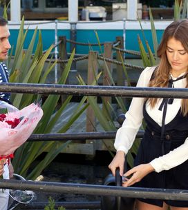Hollyoaks 18/4 - The Osbornes receive another blackmail note
