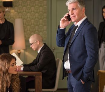 Hollyoaks 19/4 - The Nightingales are concerned about Nathan